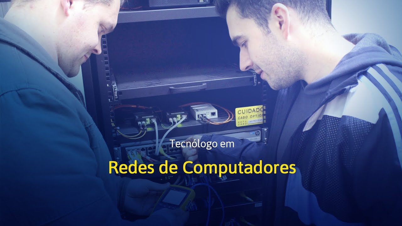 Curso de Redes de Computadores - Faculdade IENH