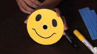 How to make a Smiley - Arts and Crafts