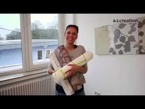 Vliestapete tapezieren - Tapete einfach anbringen