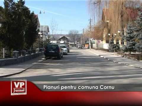 Planuri pentru comuna Cornu