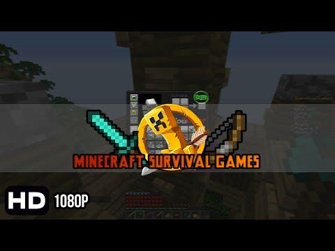 Minecraft Epický Duel - Survival Games nový update
