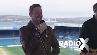 The Kaiser Chiefs Perform Live At Leeds United For Chris Moyles' Birthday! 🎸🍾