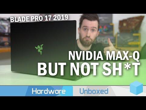 External Review Video zA1o_zPqefI for Razer Blade Pro (Early 2020) 17-inch Premium Gaming Laptops (RZ09-03297*42, RZ09-03295*42, RZ09-03295*63)