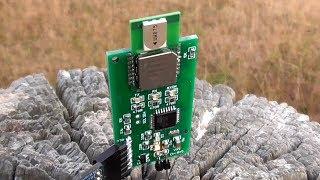 DWM1000 UWB ranging radio test (arduino)
