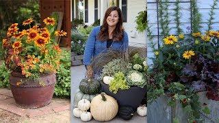 3 Fall Planter Ideas! 🍁🍂