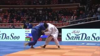 Korea Judo Olympic Team 2016   한국 올림픽 유도 팀 2016