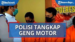 Polisi Tangkap Geng Motor Pelaku Penjarahan di Bogor, Salah Satunya Miliki Jabatan Hankam