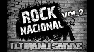 ENGANCHADO DE ROCK NACIONAL VOL.2 [ ARGENTO ] DJ MANU SABBE!!s