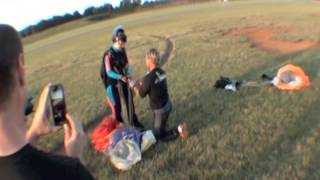 Skydive Proposal in Freefall