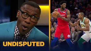 76ers Are Currently The Best Team In The East & 'it's Not Close' — Shannon Sharpe   NBA   UNDISPUTED