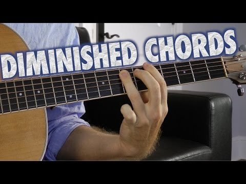 Diminished Chords on Guitar