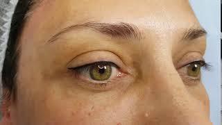 Classic Eyeliner PMU Cosmetic Tattoo by El Truchan @ Perfect Definition