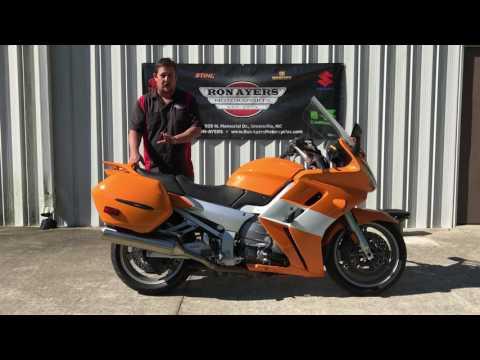2005 Yamaha FJR 1300 in Greenville, North Carolina