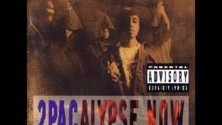 2Pac  Young Black Male lyrics (HQ)