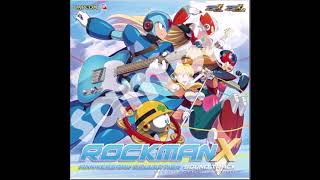 Mega Man X Legacy Collection Soundtrack - 21 RE; FUTURE feat. ERICA