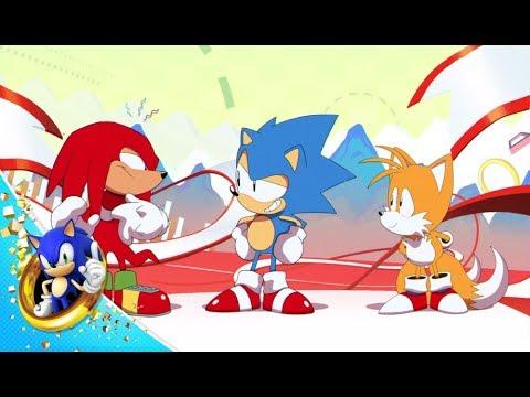 Sonic Mania - Opening Animation thumbnail