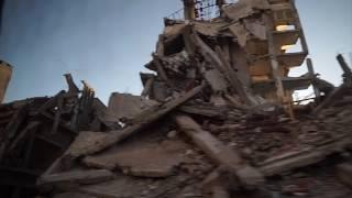 Разрушения в сирийском Хомсе • Destroyed Homs, Syria (c) AFP