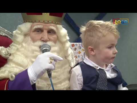 Sinterklaasfeest voor de minima in het Oldambt 2016 - RTV GO! Omroep Gemeente Oldambt