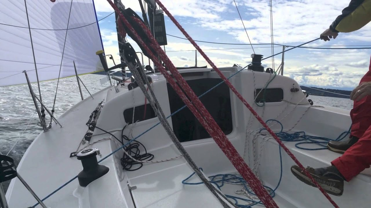 J/88 Sail Test – 48° North Magazine