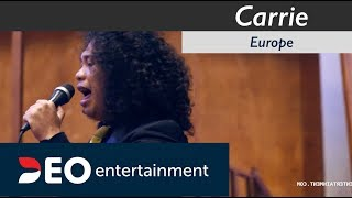 Carrie  -Europe  at Hotel Bidakara Birawa Jakarta | Cover By Deo Entertainment