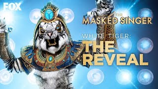 White Tiger All Performances and Reveal | The Masked Singer (Season 3)