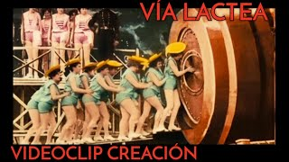VIA LACTEA - Franco Battiato ( Videoclip Creacion)