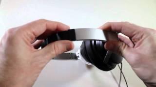 Denon AH-D1100 Headphones Review