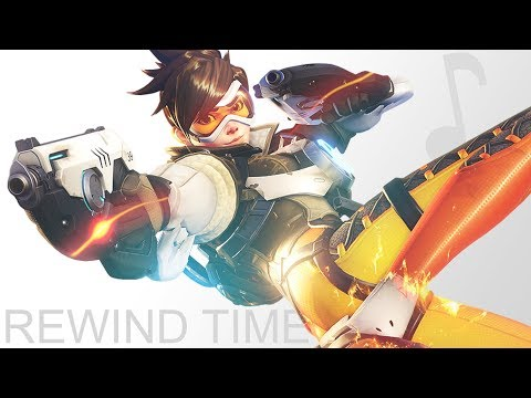 Tracer Song - Rewind Time (Sweet But Psycho - Ava Max PARODY) ♪