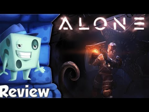 Alone Review - with Tom Vasel