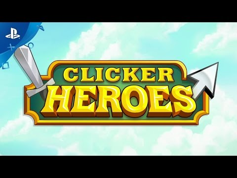 Clicker Heroes – Launch Trailer | PS4 thumbnail