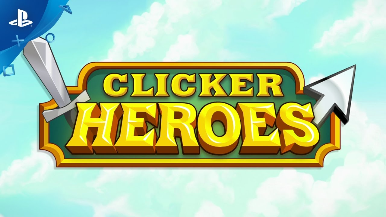 Clicker Heroes Mashes Its Way Onto PS4 March 7