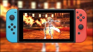 Fate/EXTELLA: The Umbral Star video