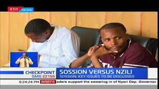 Sossion verses Nzili: Mudzo fires back after being fired by Wilson Sossion