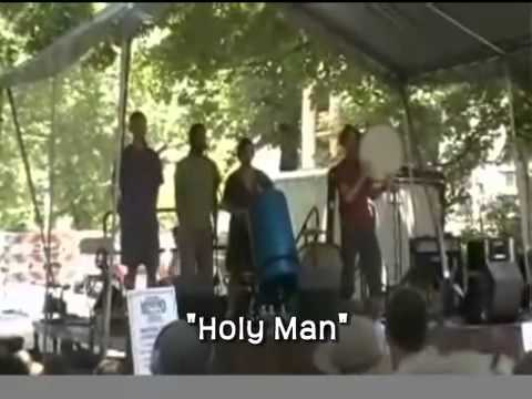 Billy Jonas Band at the 8th Annual Montford Music and Arts Festival 2011.flv