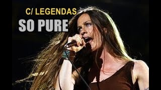 Alanis Morissette -  So Pure (Legendas Pt/Eng)