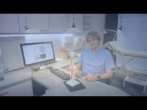 A térd belső meniszkuszának trauma tünetei