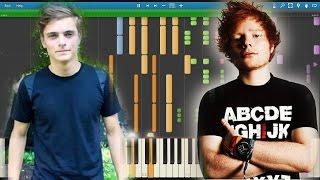 [IMPOSSIBLE] Martin Garrix & Ed Sheeran - Rewind Repeat It (Max Pandèmix piano cover)
