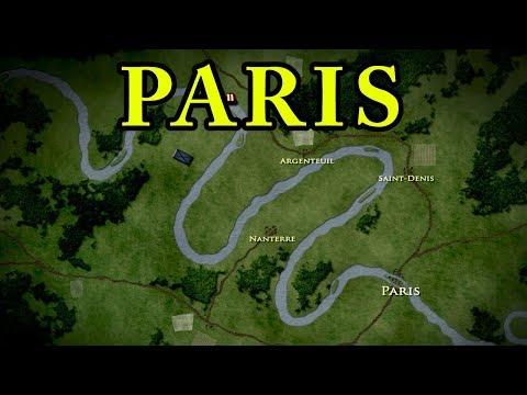 Ragnar a obléhání Paříže