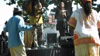 Cultural Soul Band live performance in L.A.