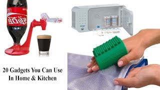 20 Home & Kitchen Gadgets That Make Your Life Easier