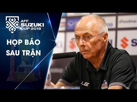 HLV Eriksson: Việt Nam là đội bóng mạnh nhất giải