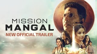 Mission Mangal - Official Trailer 2