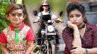 "CHOTU KI POLICE WALI | ""छोटू की पुलिस वाली""  Chhotu Dada Khandesh Comedy Video"