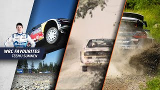WRC Favourites 2020: Teemu Suninen