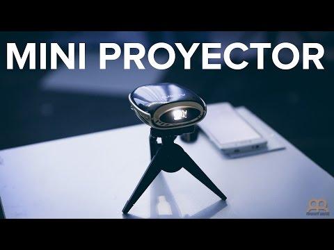Mini Proyector Portátil Adayo P2 con WiFi
