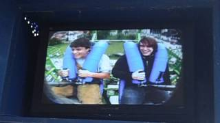 Hilarious Face - Guy on Rollercoaster