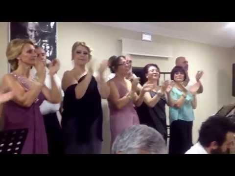 Yemenimde Hare Var - Ersan Üst - Kartal Musiki Derneği - Balkanlılar Derneği Konseri