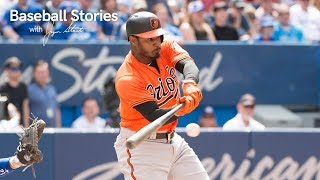 Adam Jones Shares His Favorite Story About Buck Showalter | Baseball Stories