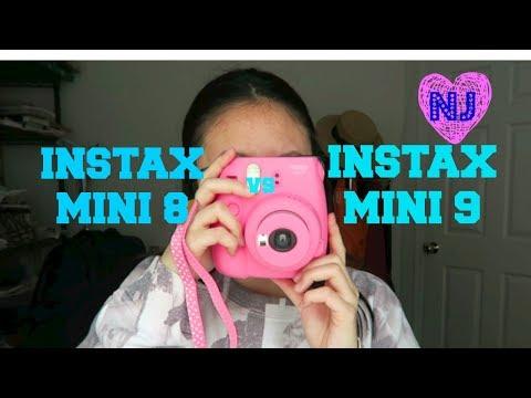 UNBOXING Fujifilm Instax Mini 9 | Noa Jasmine
