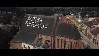 Film do artykułu: Krośnieńska starówka z lotu...